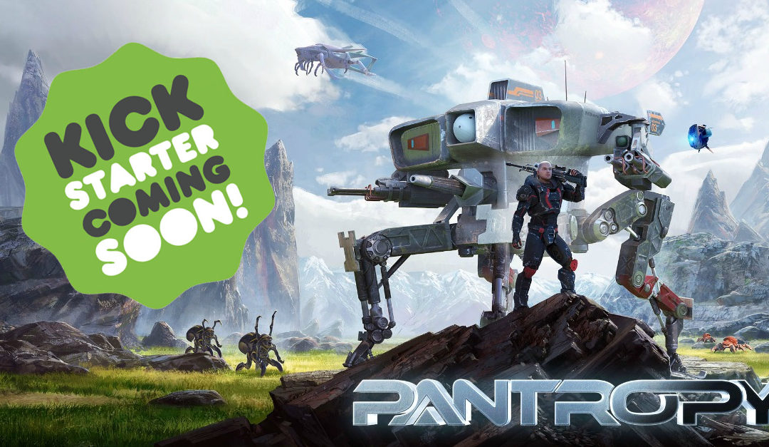 Pantropy, a New Sci-fi MMOFPS with RPG Elements, Featuring an Anti-Offline-Raid System is Coming to PC Feb 6th.