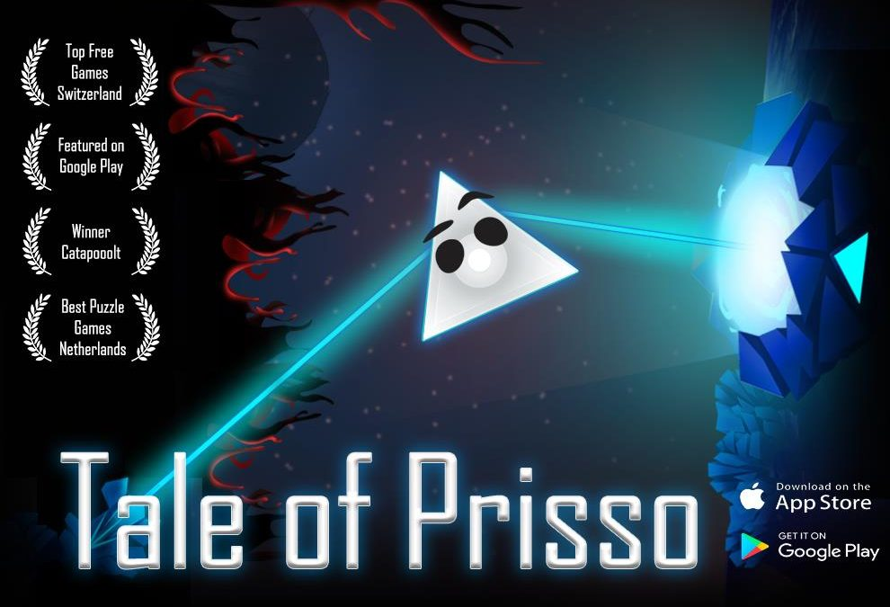Tale of Prisso, a Multi-Award Winning Game by Arcanheim Softwork is Now Available on iOS