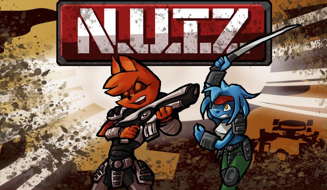 N.U.T.Z. a non linear 2D Action Platformer is Live on Kickstarter