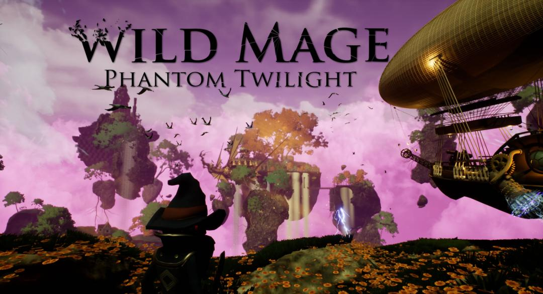 Wild Mage: Phantom Twilight, An Open World Action RPG is Coming to Steam Early Access Q4 2019