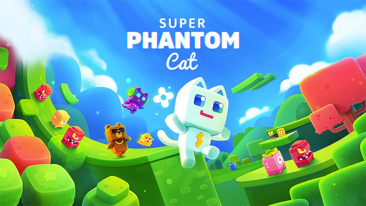 Super Phantom Cat: Remake