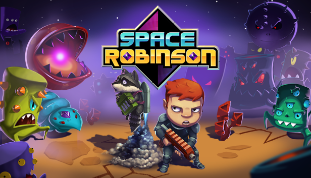 Hardcore Action-RPG 'Space Robinson,' is Now Live on Steam
