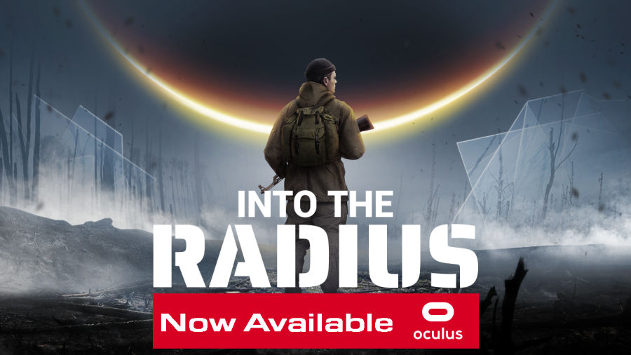 'Into the Radius,' the Dystopian VR Horror Experience, is Now Live on the Oculus Store in Early Access